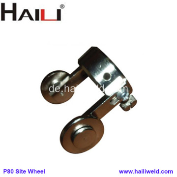 Panasonic P-80 Site Wheel Schwarz